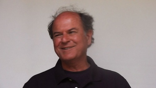 Larry Korn presenting